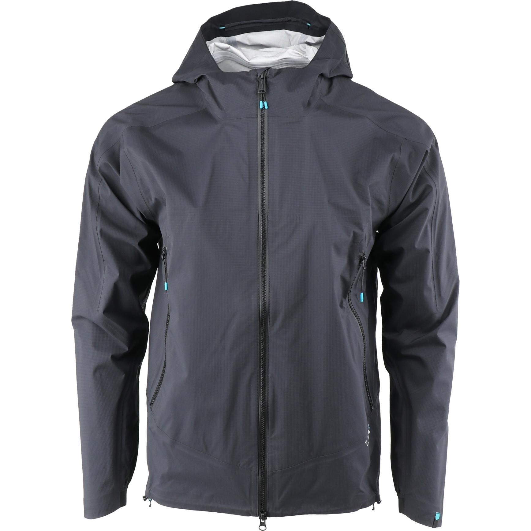 Yeti Cycles TURQ Commit Jacket - Black