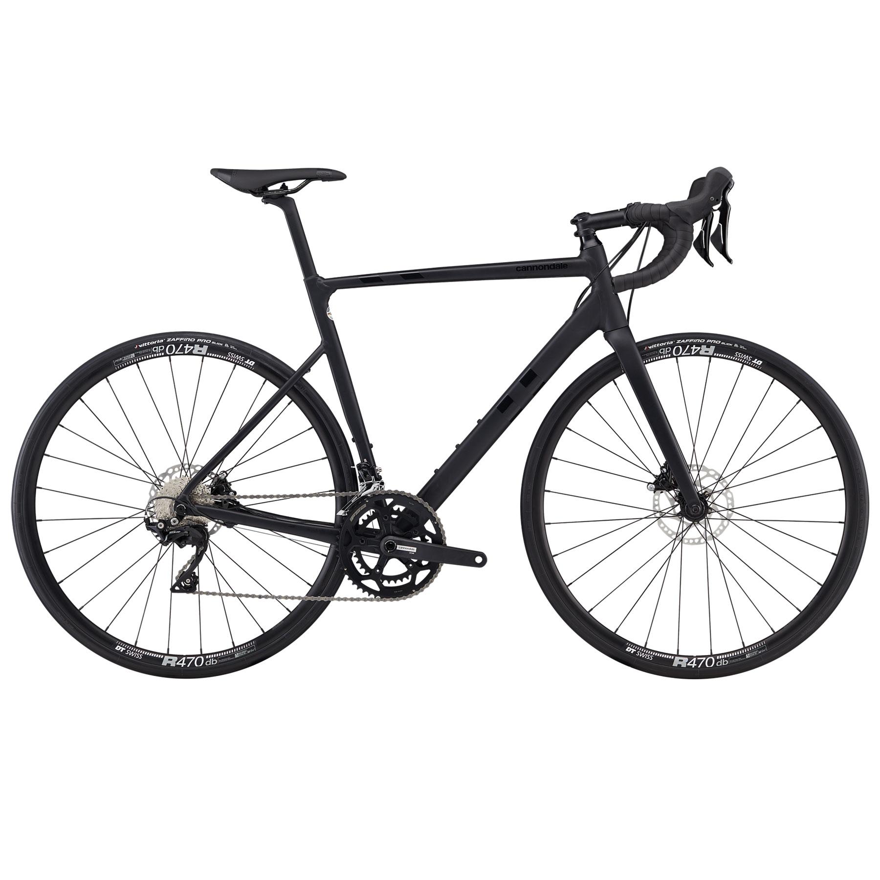 Produktbild von Cannondale CAAD13 DISC - 105 Rennrad - 2021 - matte black