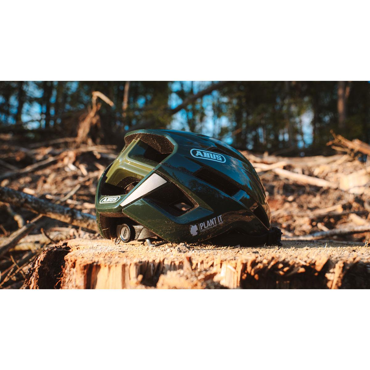 Imagen de ABUS StormChaser Casco Carretera - opal green - Happy Trails Edition