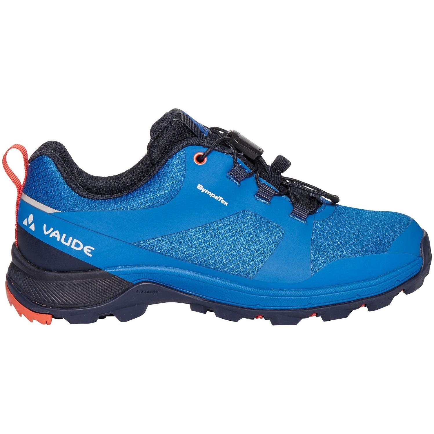 Vaude Kids Lapita II Low STX Shoes - radiate blue