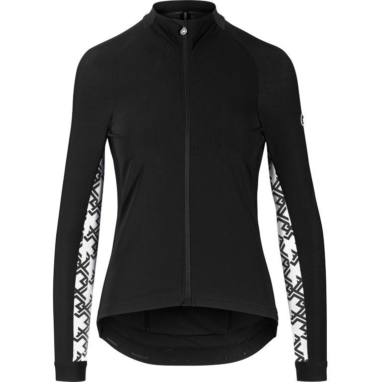 Assos UMA GT Spring Fall Jacket Women - blackSeries