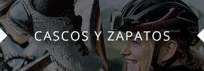 Specialized - Cascos y zapatos