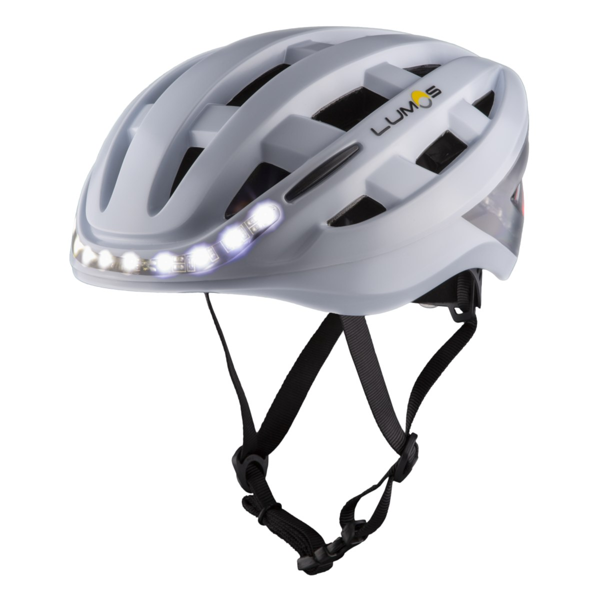 Lumos Kickstart Helmet - Pearl White
