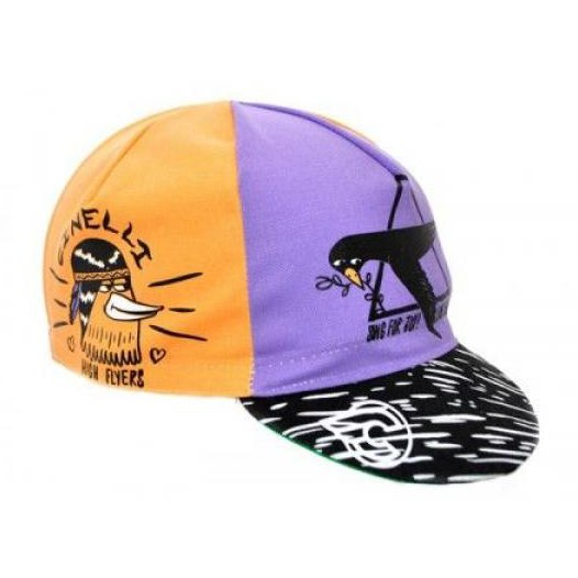 Image of Cinelli Cycling Cap - High Flyers