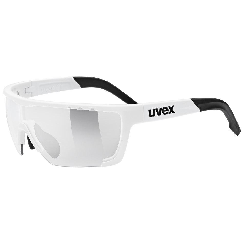 Uvex sportstyle 707 colorvision - white/litemirror urban Glasses