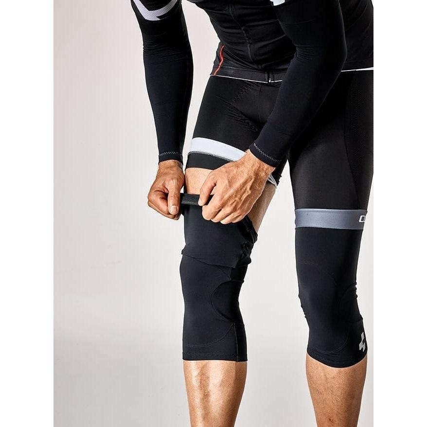 Image of CUBE BLACKLINE Knee Warmers - black