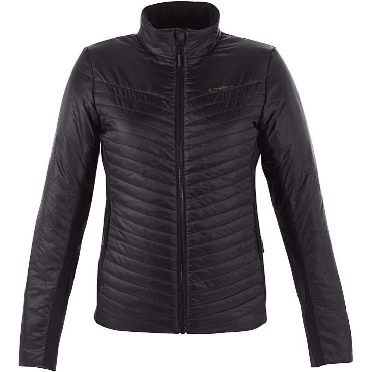 therm-ic Women's PowerJacket Speed Beheizbare Jacke für Damen - schwarz