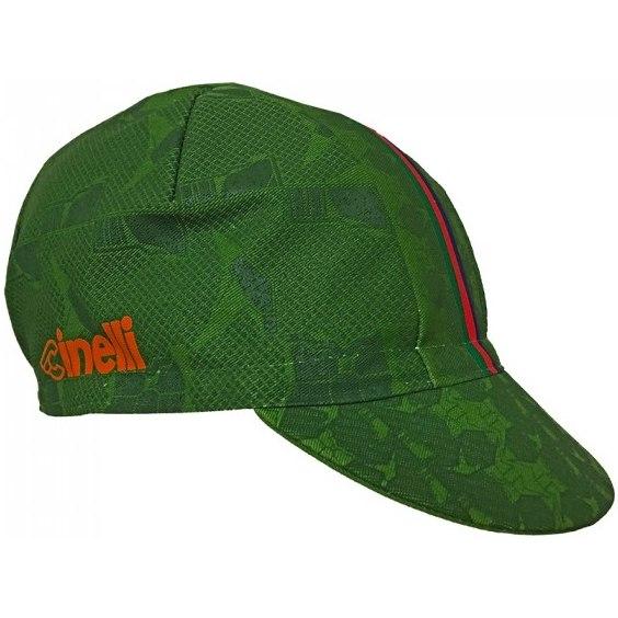 Cinelli Hobo Greenmonkey Cap - green