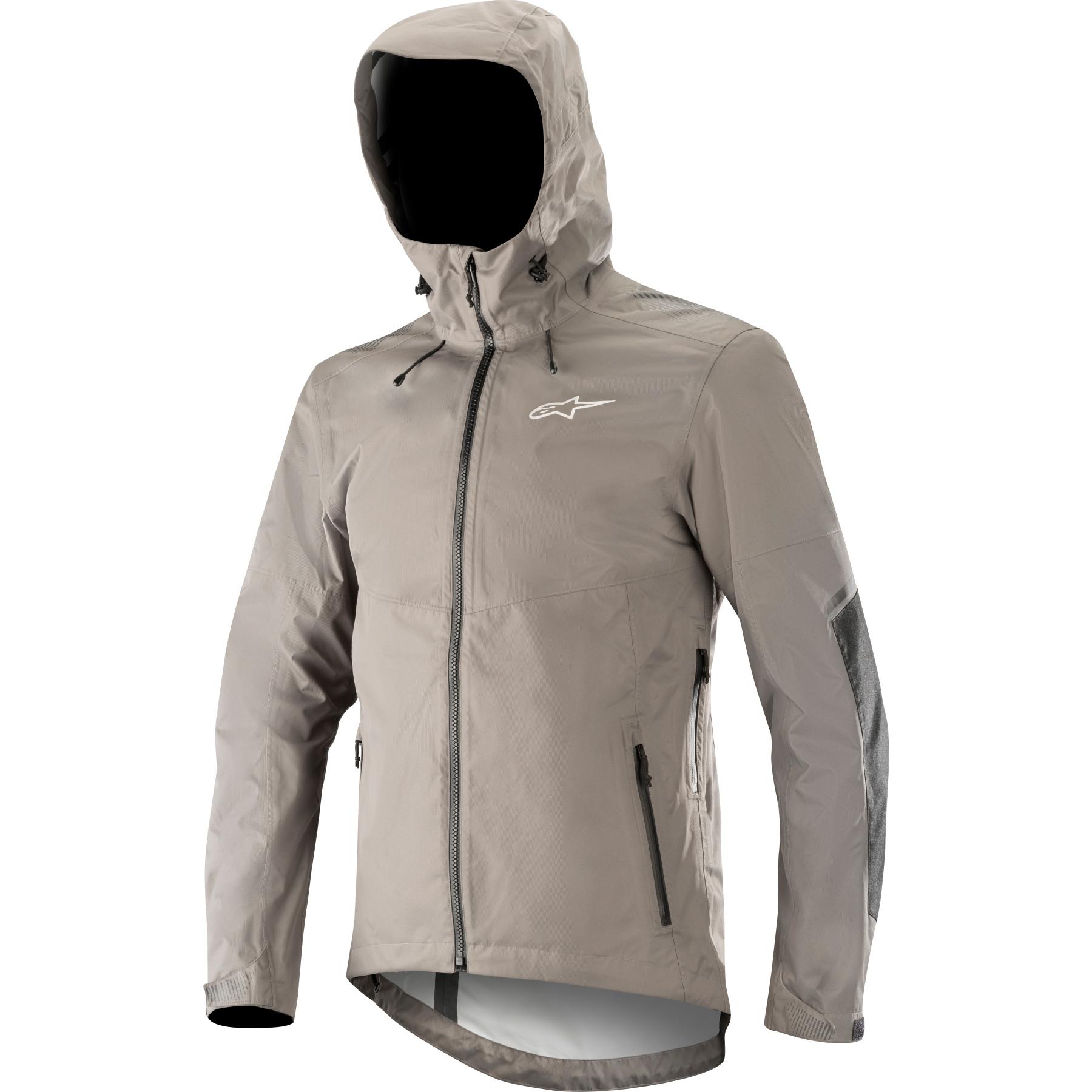 Alpinestars Tahoe Waterproof Jacket - charcoal white