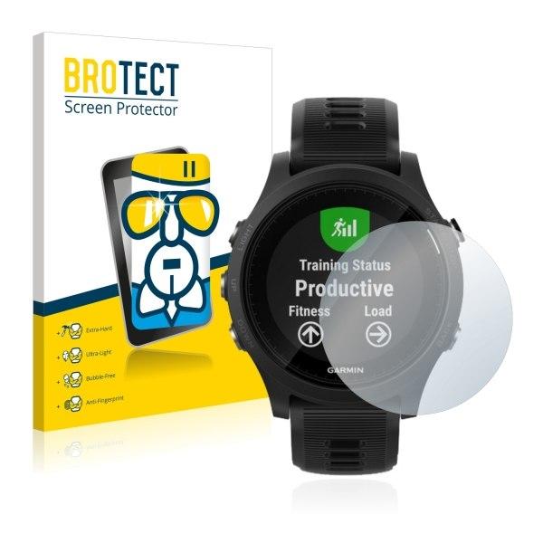 Bedifol BROTECT® AirGlass® Premium Glass Screen Protector Clear for Garmin Forerunner 935