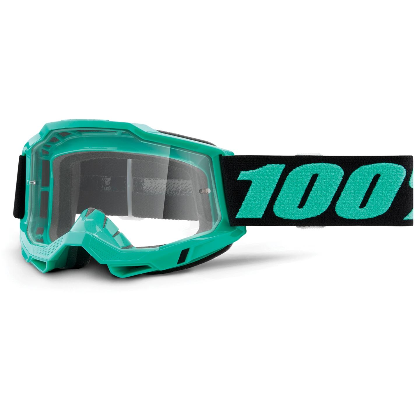 100% Accuri 2 Goggle Clear Lens Gafas - Tokyo