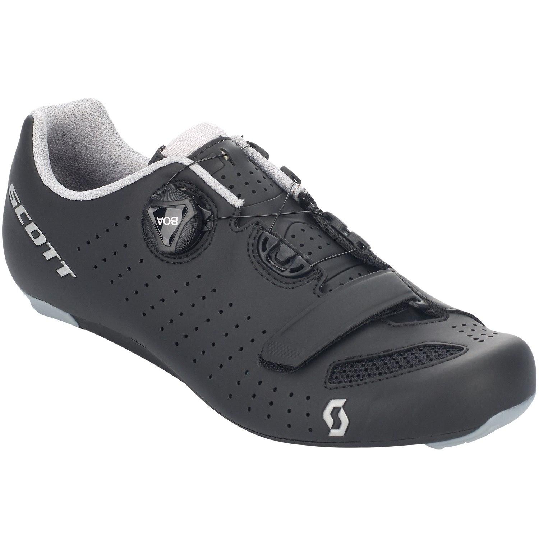 SCOTT Road Comp Boa Schuh - black/silver