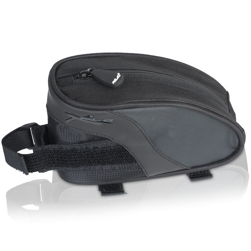 XLC BA-S61 Oberrohrtasche - schwarz/anthrazit