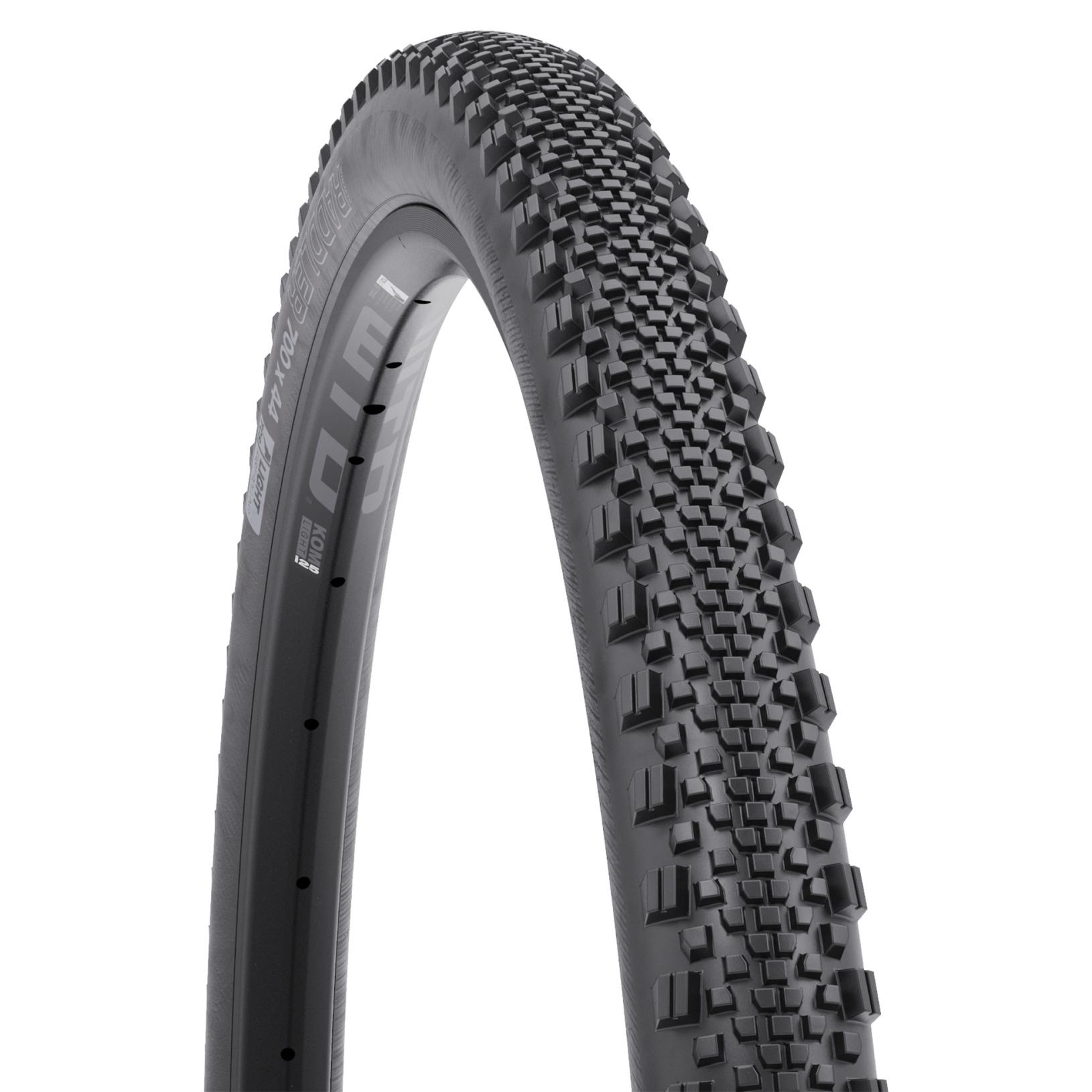 WTB Riddler 700 TCS Light/Fast Rolling Faltreifen - SG2 - 44-622 / 700 x 45C - schwarz