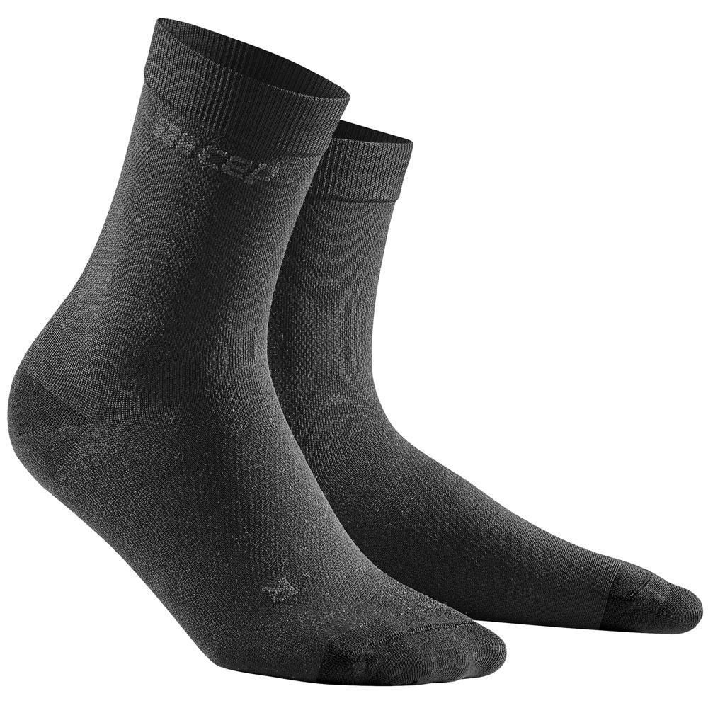 CEP Business Mid Cut Compression Socks Women - black