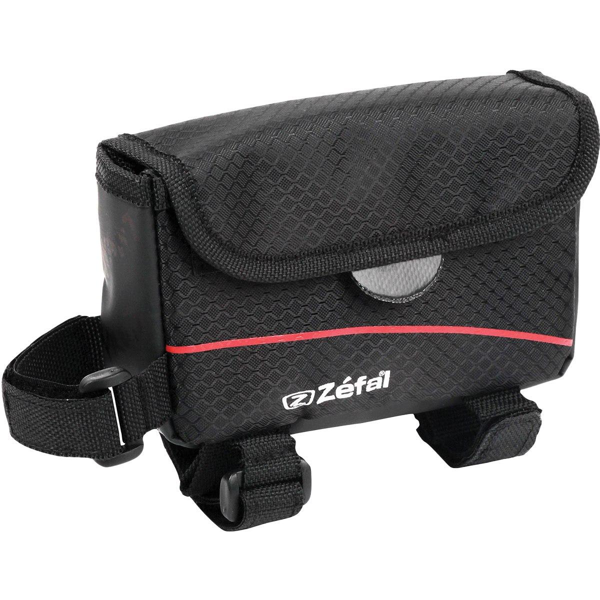 Zéfal Z Light Front Pack Oberrohrtasche 0,5 l - schwarz