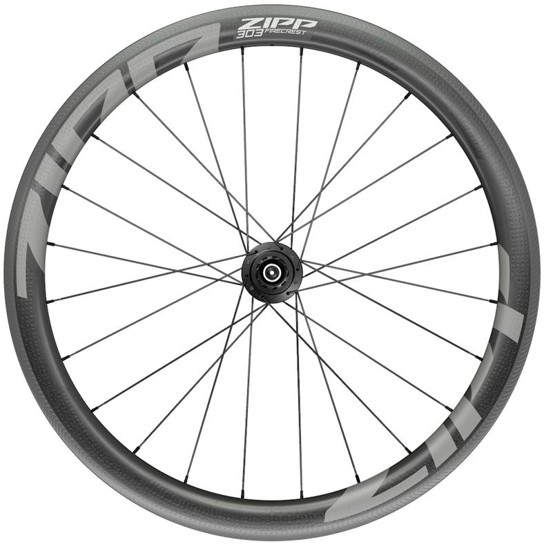 ZIPP 303 Firecrest Carbon Hinterrad - Schlauchreifen - QR - Shimano/SRAM 10/11f - schwarz