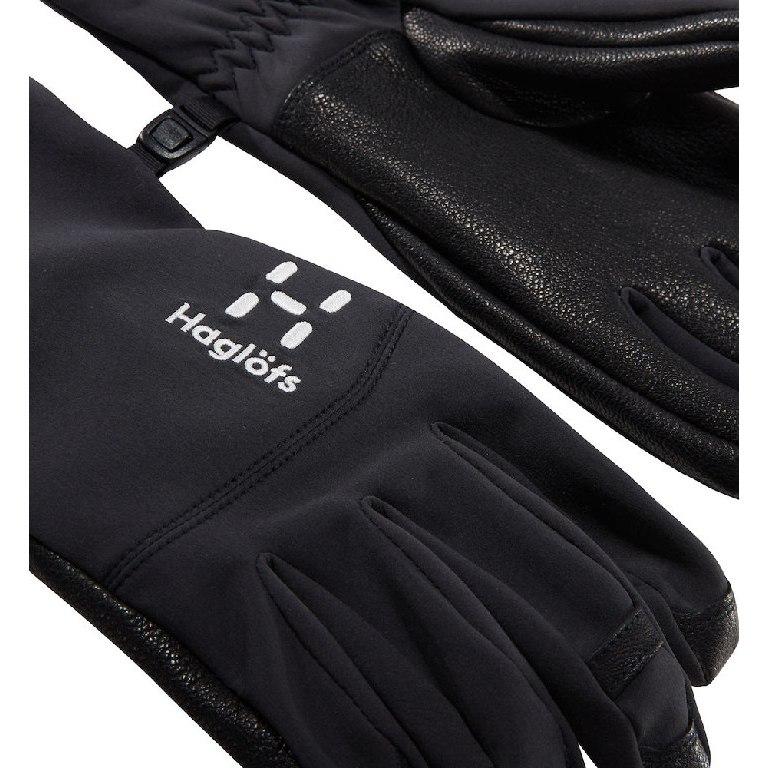 Image of Haglöfs Touring Glove - true black 2C5