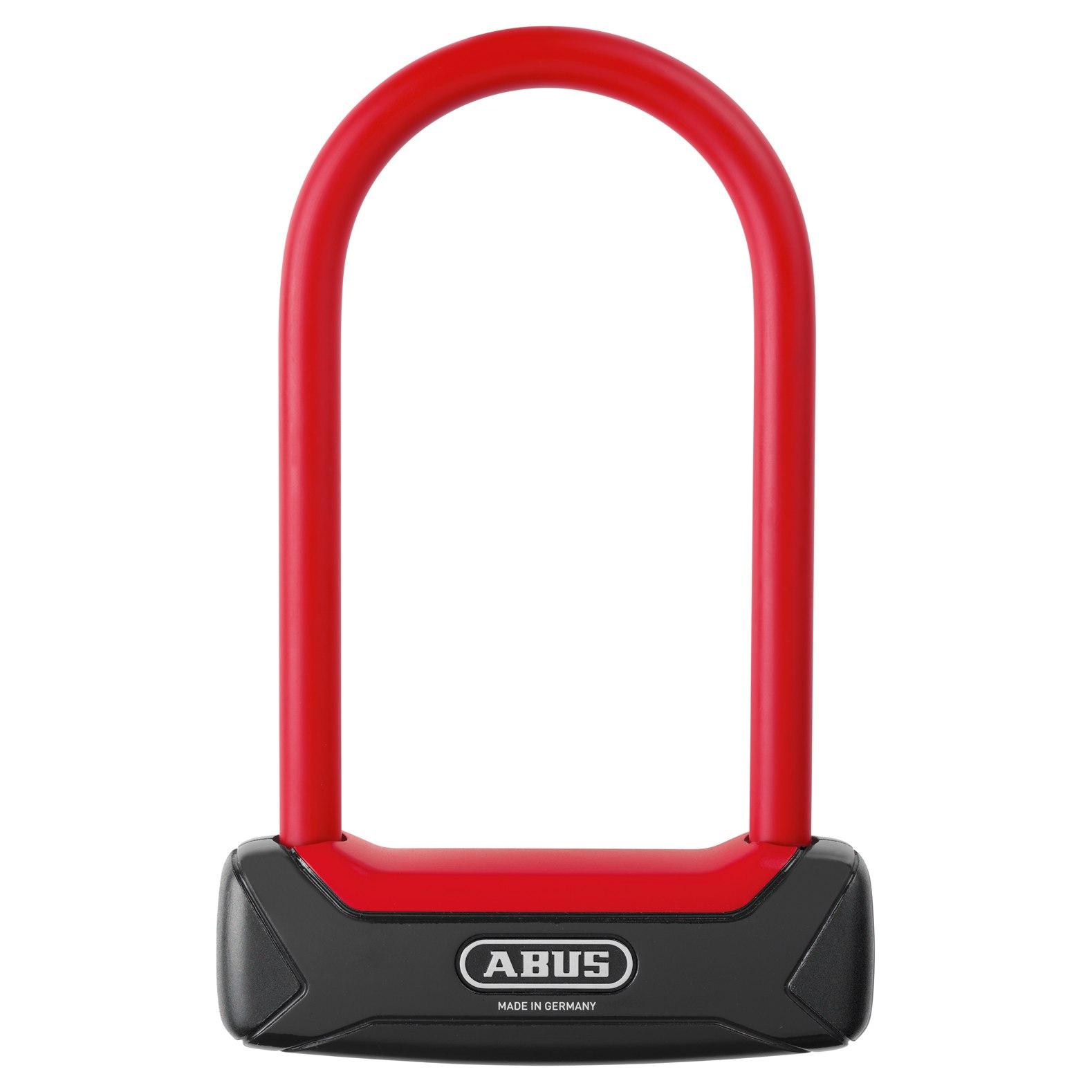 ABUS Granit Plus 640 U-Lock - Red