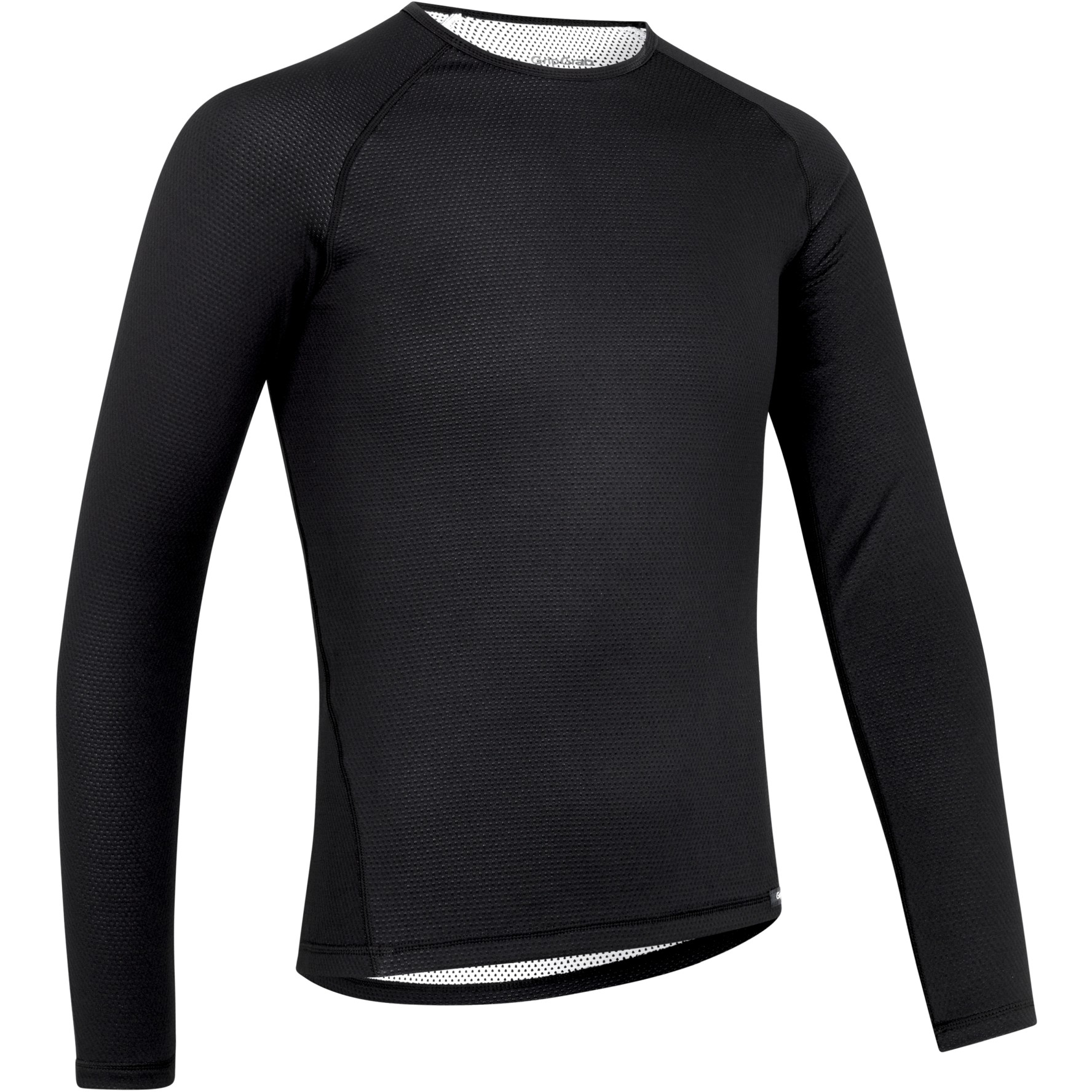 GripGrab Ride Thermal Long Sleeve Base Layer - Black