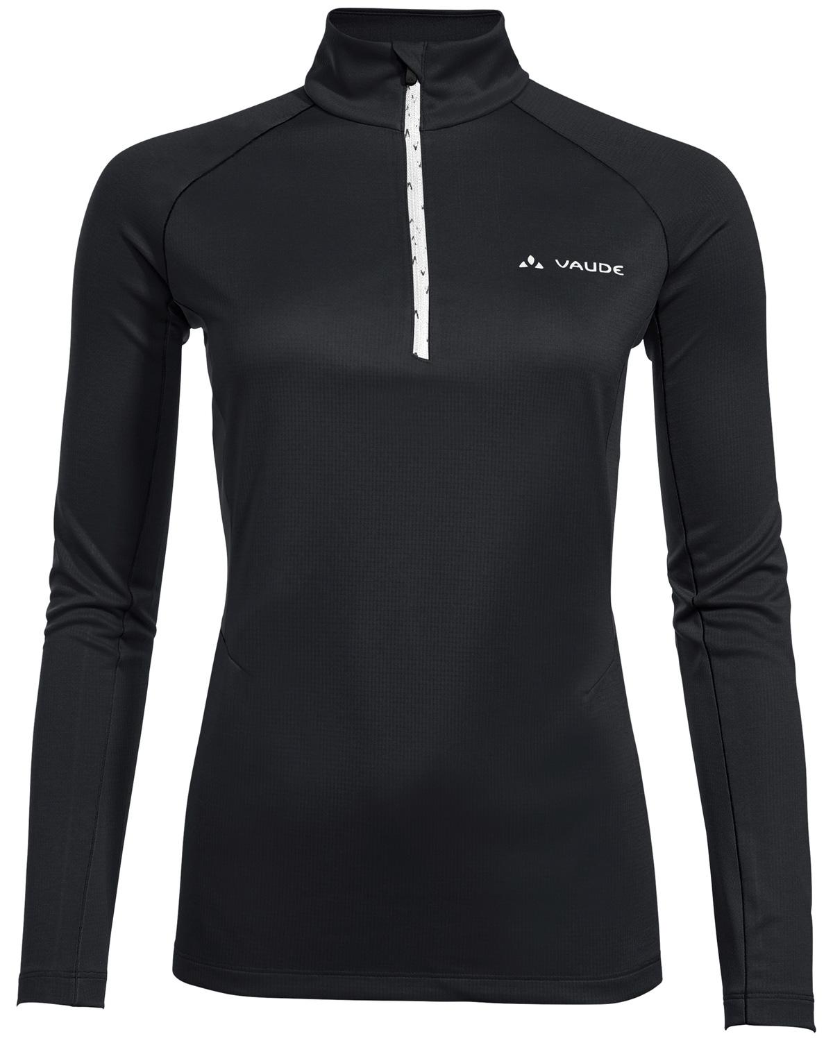 Vaude Larice Light Shirt II Damenpullover - schwarz