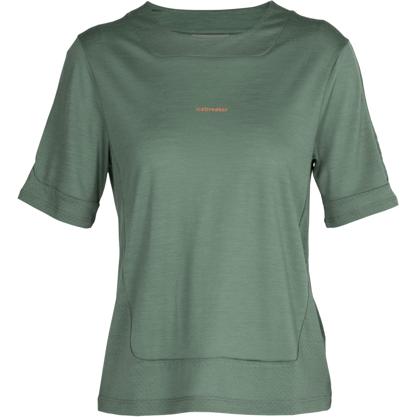 Produktbild von Icebreaker ZoneKnit™ Damen T-Shirt - Sage