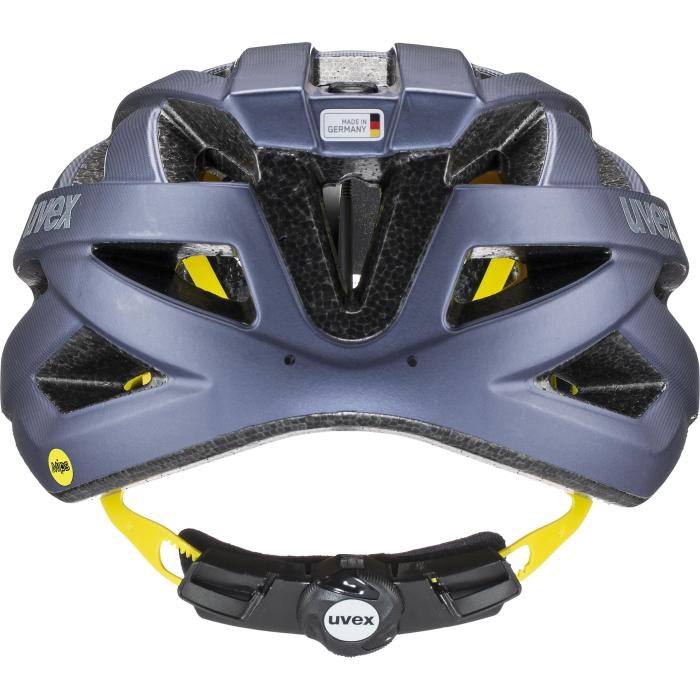 Image of Uvex i-vo cc MIPS Helmet - midnight - silver mat