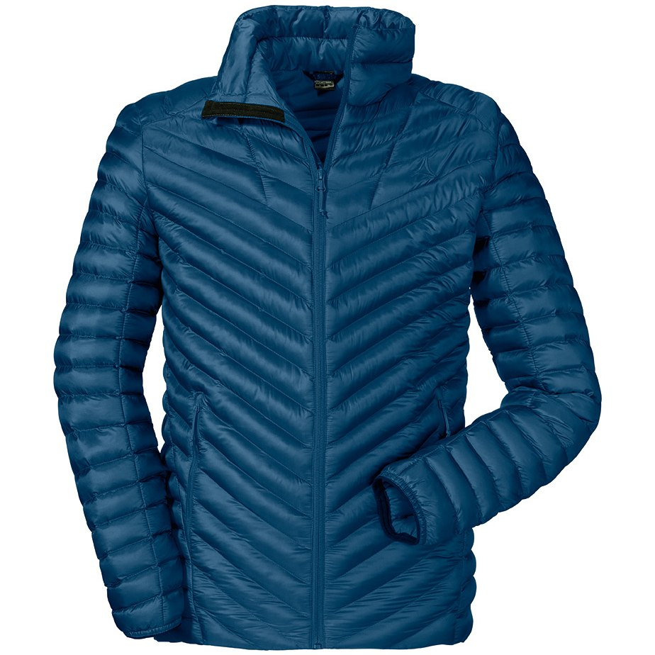 Schöffel Thermo Jacket Val d Isere3 - navy peony 8630