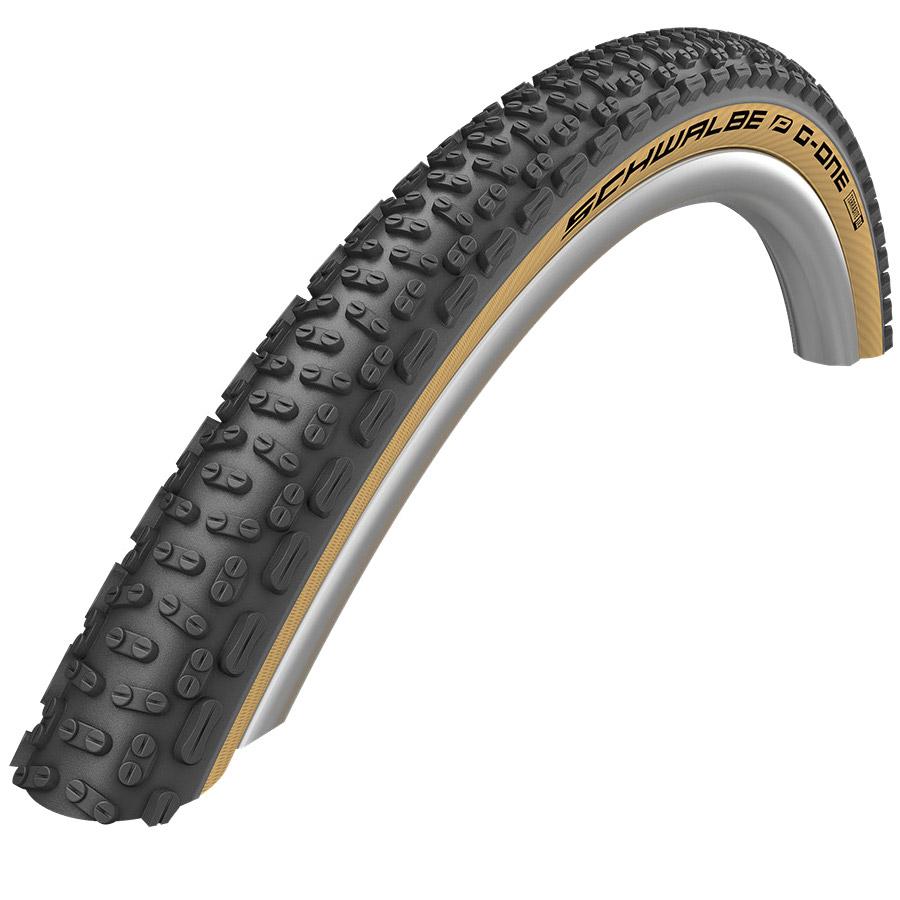 Schwalbe G-One Ultrabite Folding tire - Performance - Race Guard - Addix - TLE - 50-622 - Classic Sidewall