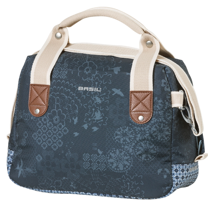 Basil Bohème City Bag - Handlebar Bag - indigo blue