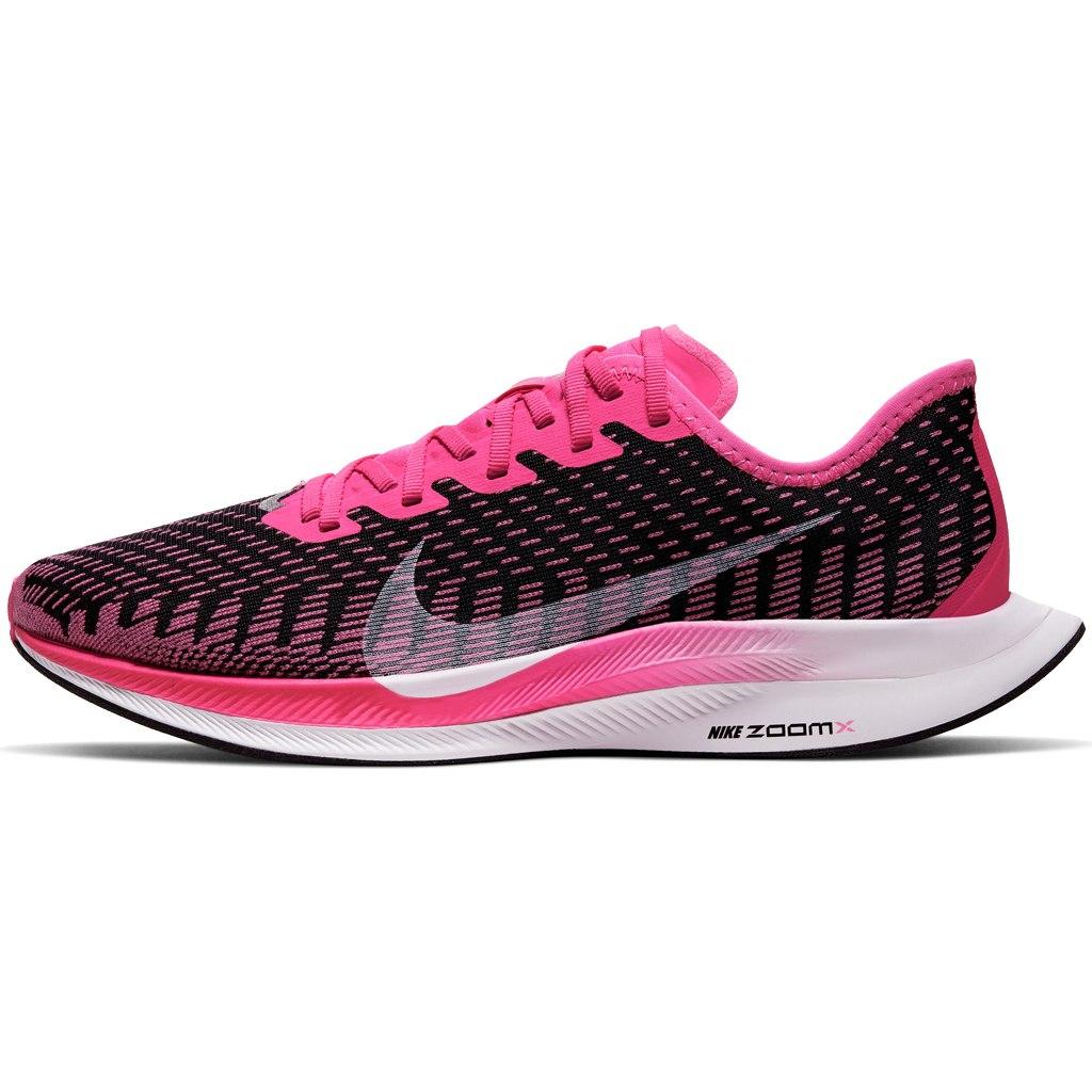 Nike Air Zoom Pegasus Turbo 2 Damen-Laufschuh - pink blast/white-black-true berry AT8242-601