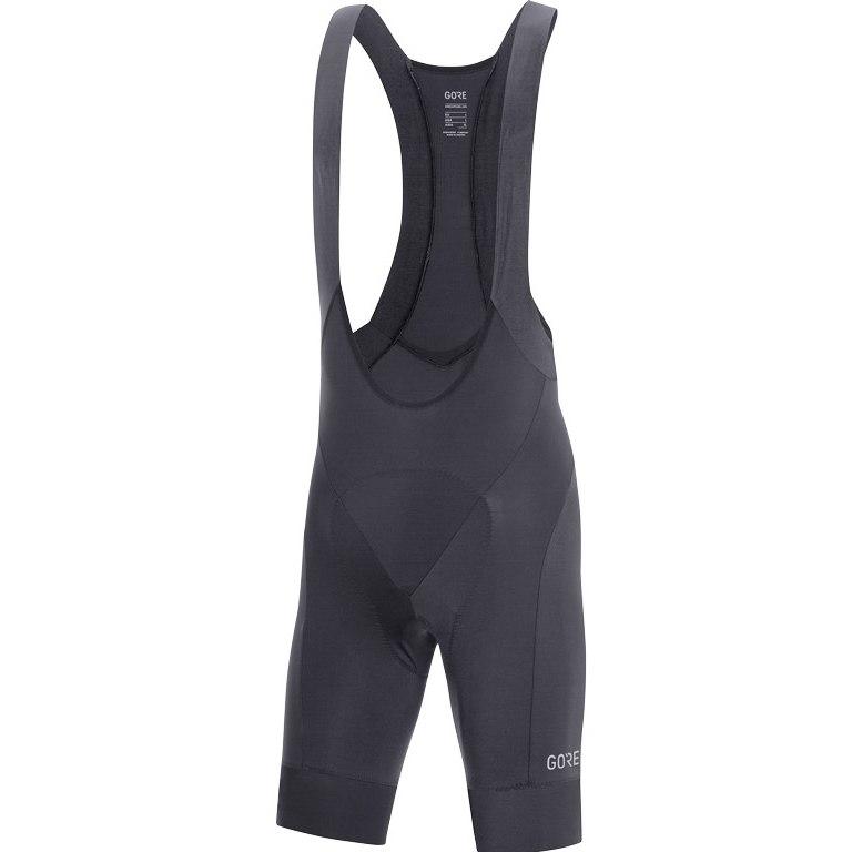 GORE Wear C5 Optiline Bib Shorts+ - black 9900