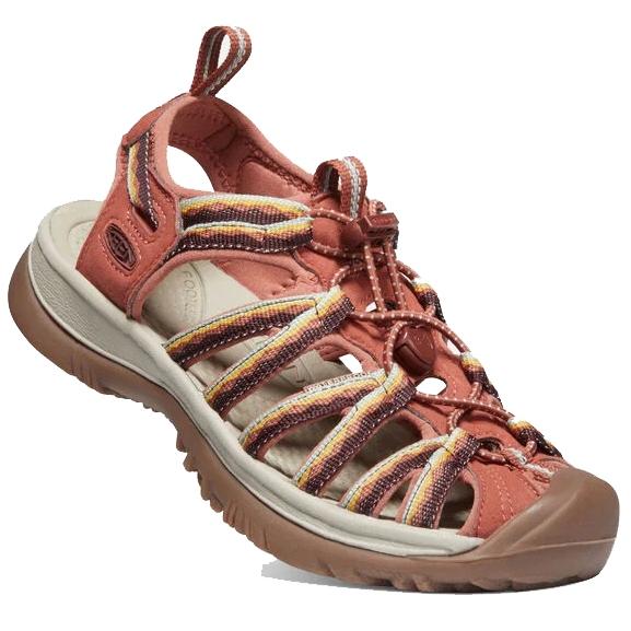 KEEN Whisper Women's Sandals - redwood