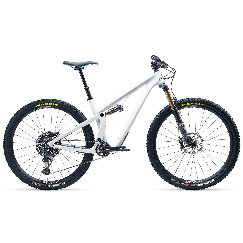 """Bild von Yeti Cycles SB115 - T2 29"""" Carbon Mountainbike - 2021 - blanco"""