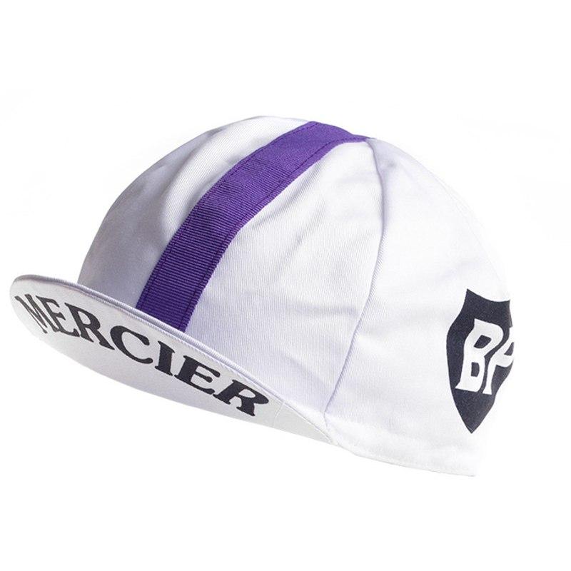 Apis Retro Style Team Cycling Cap - MERCIER