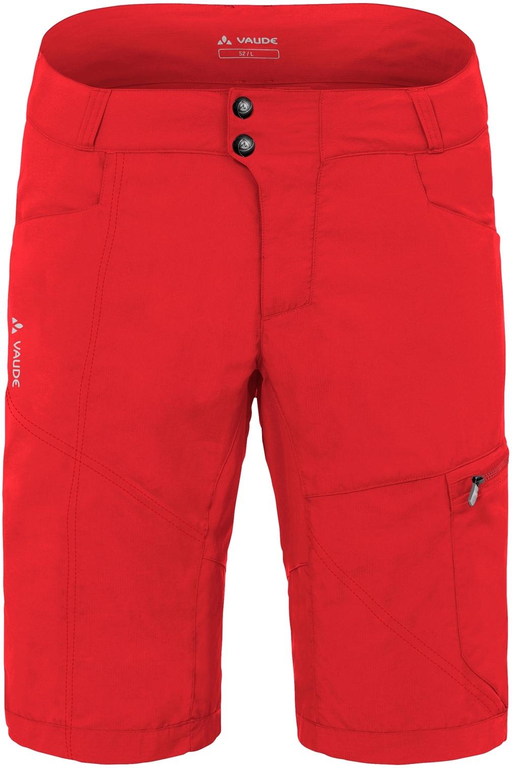 Vaude Tamaro Shorts - mars red