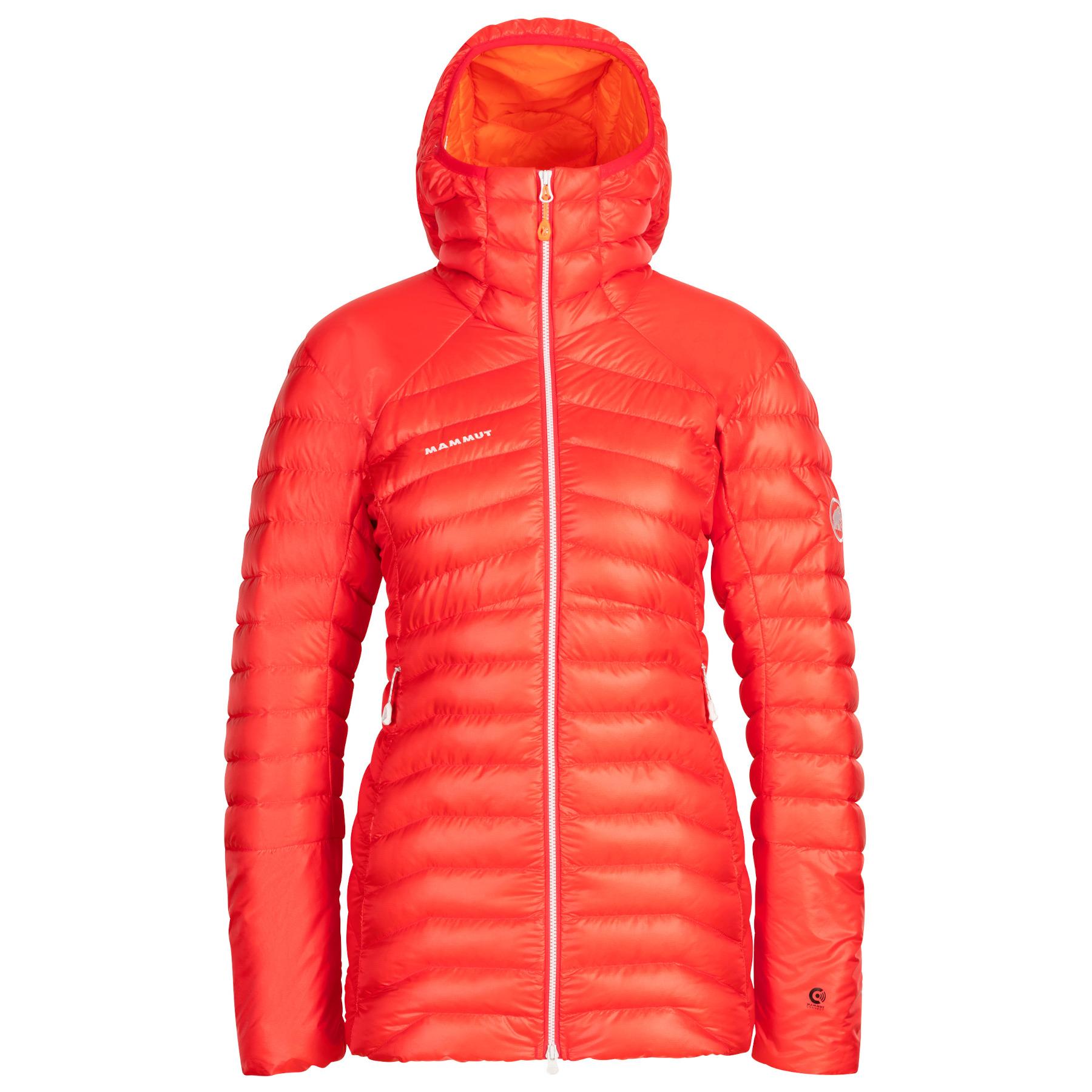 Mammut Eigerjoch Advanced Insulated Hooded Jacket Women - azalea