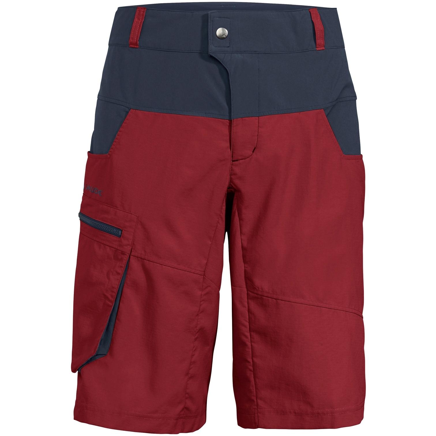 Vaude Qimsa Shorts - carmine