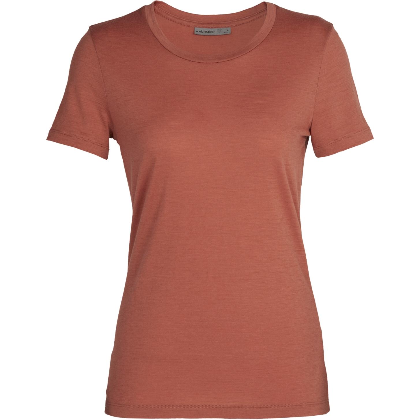 Produktbild von Icebreaker Tech Lite II Damen T-Shirt - Clay