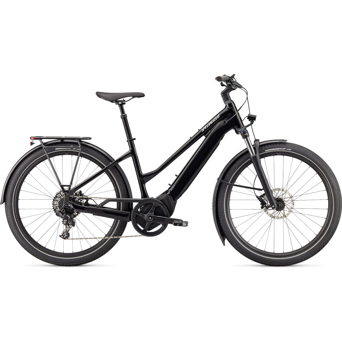 Specialized TURBO VADO 4.0 - Step-Through City E-Bike - 2022 - cast black / silver reflective