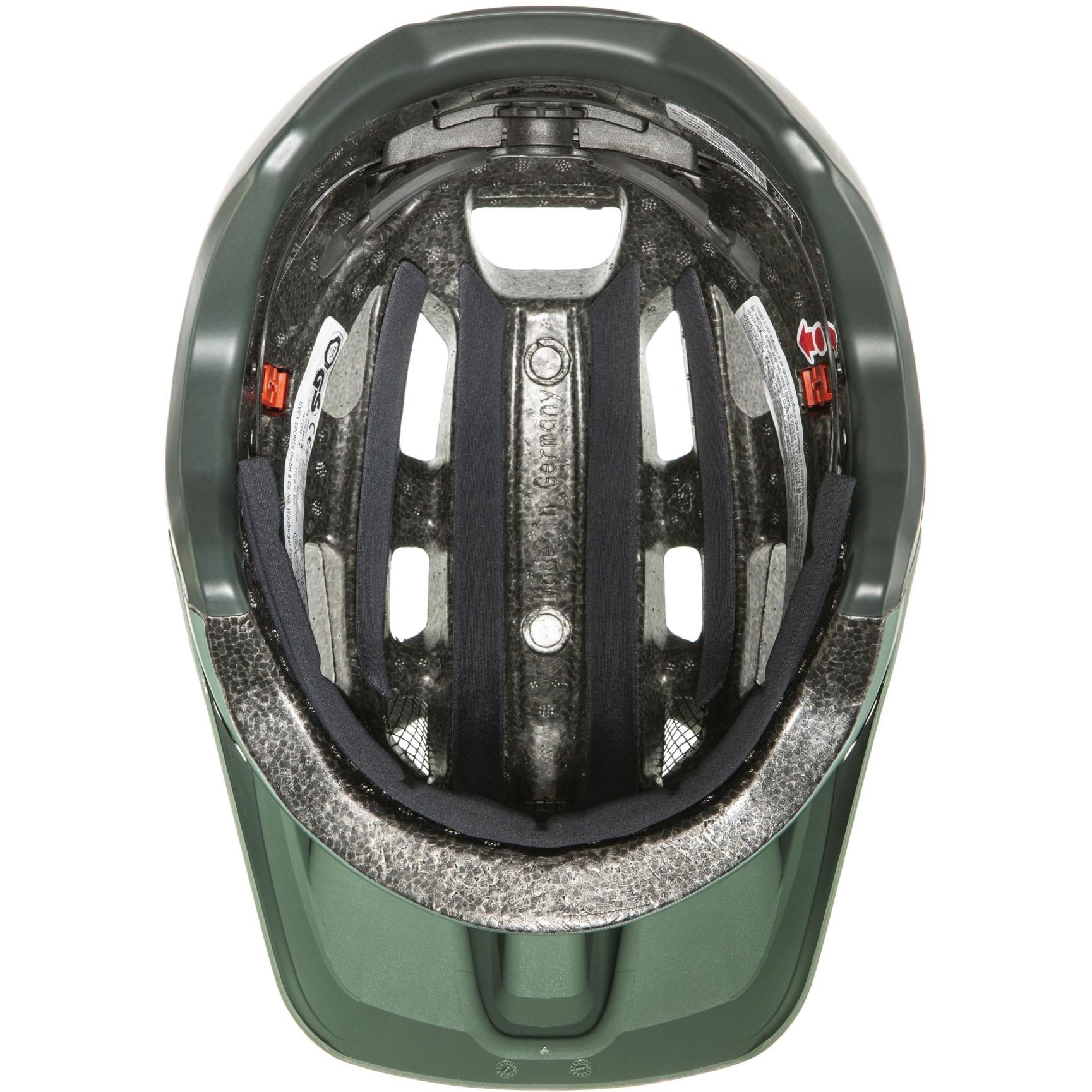 Image of Uvex finale 2.0 Helmet - moss green mat