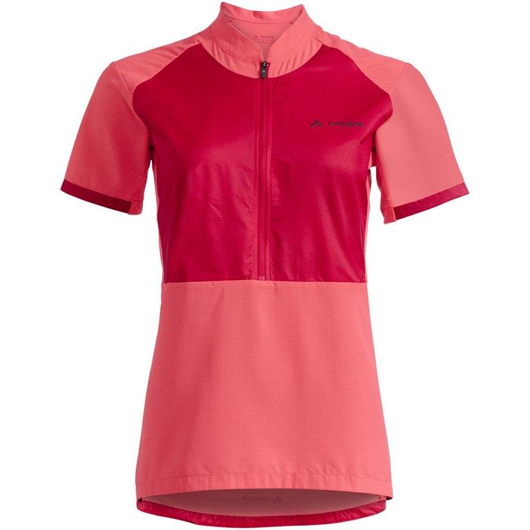 Vaude Women's eMoab Shirt - crimson red