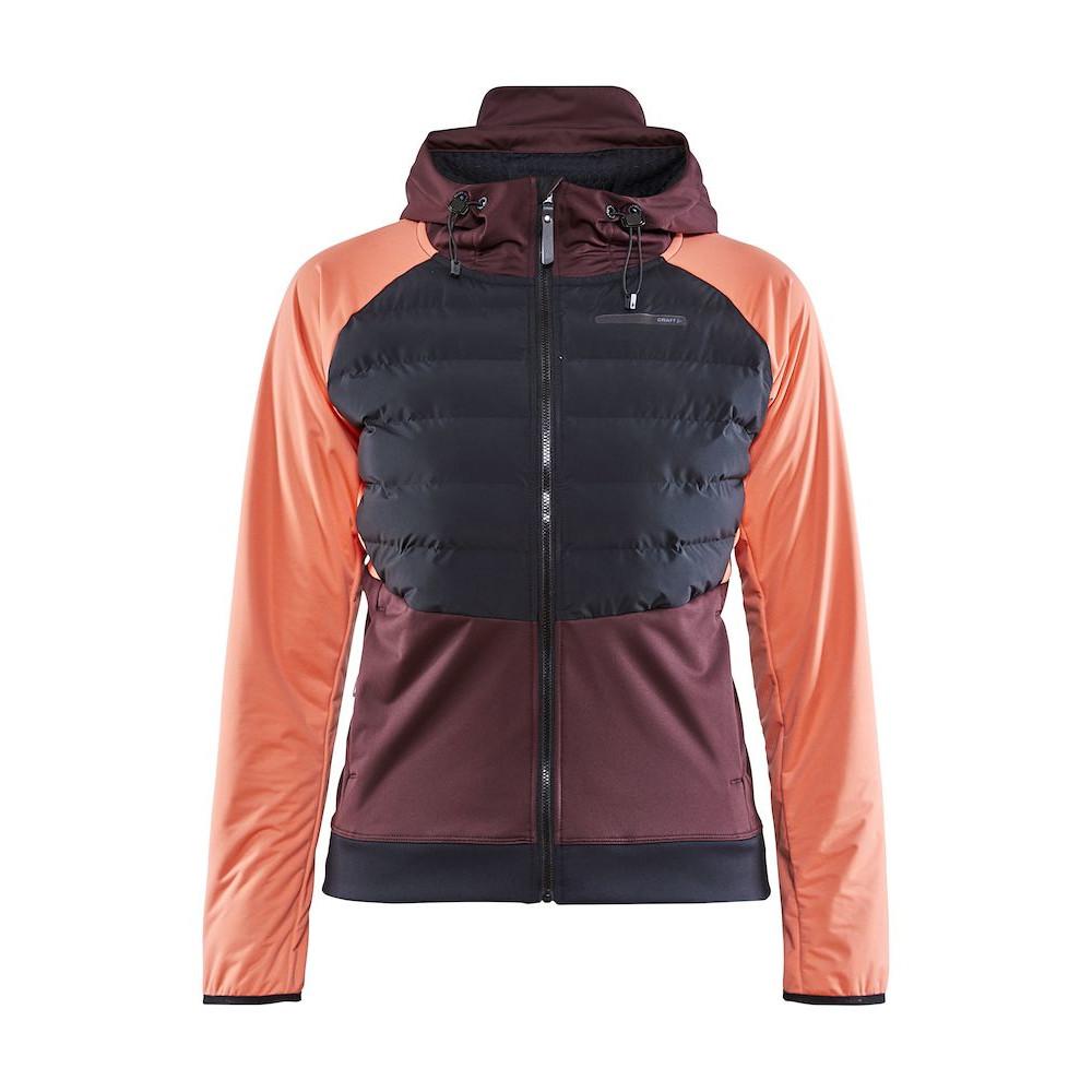 Image of CRAFT Pursuit Thermal Women's Jacket - Trace/Peak