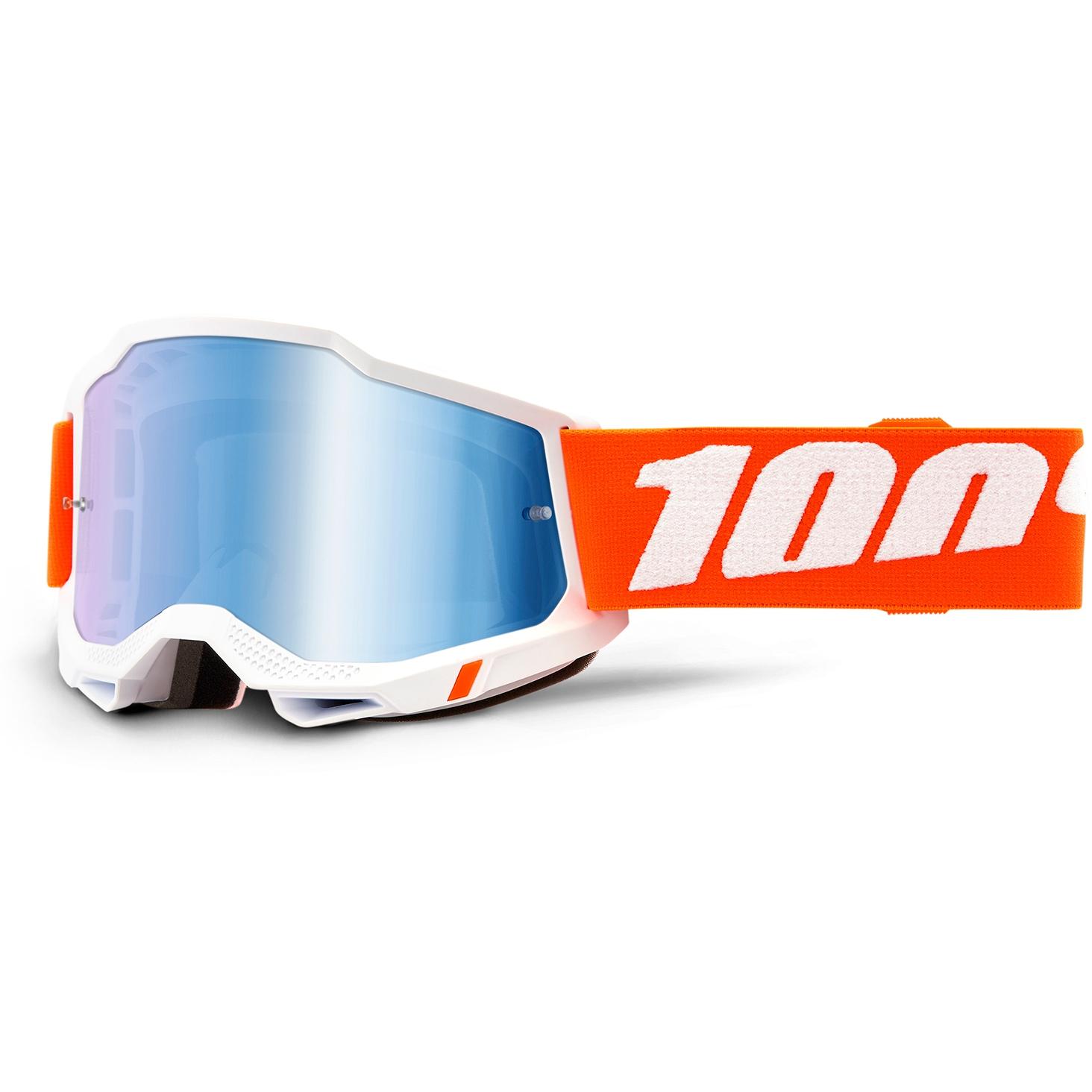 100% Accuri 2 Goggle Mirror Lens Gafas - Sevastopol