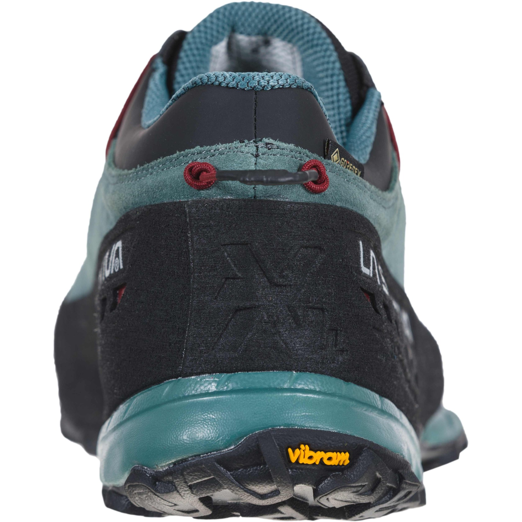 Image of La Sportiva TX4 GTX Approach Shoes - Pine/Chili