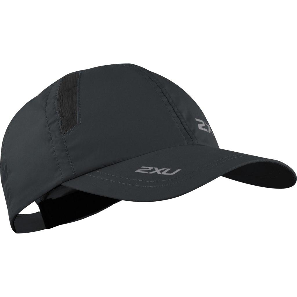2XU Run Gorra - black/black