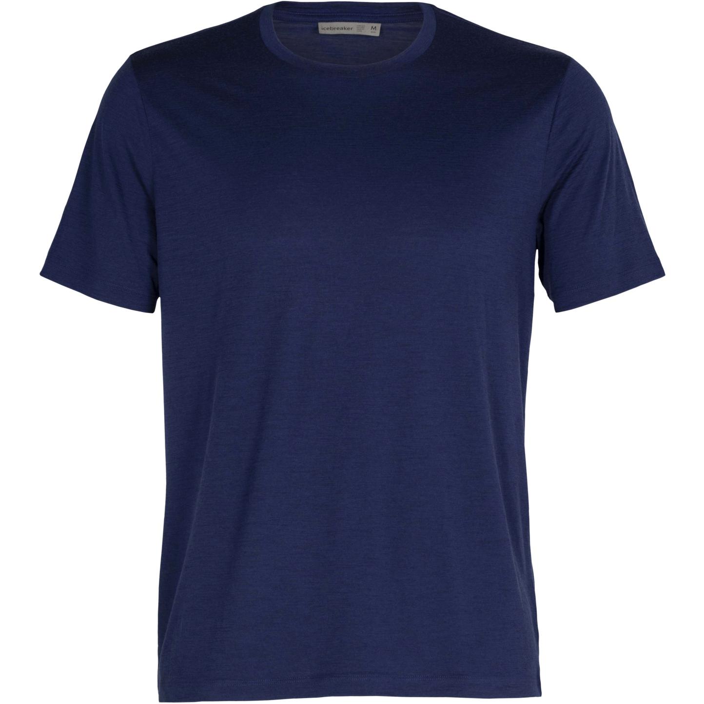 Produktbild von Icebreaker Tech Lite II Herren T-Shirt - Royal Navy