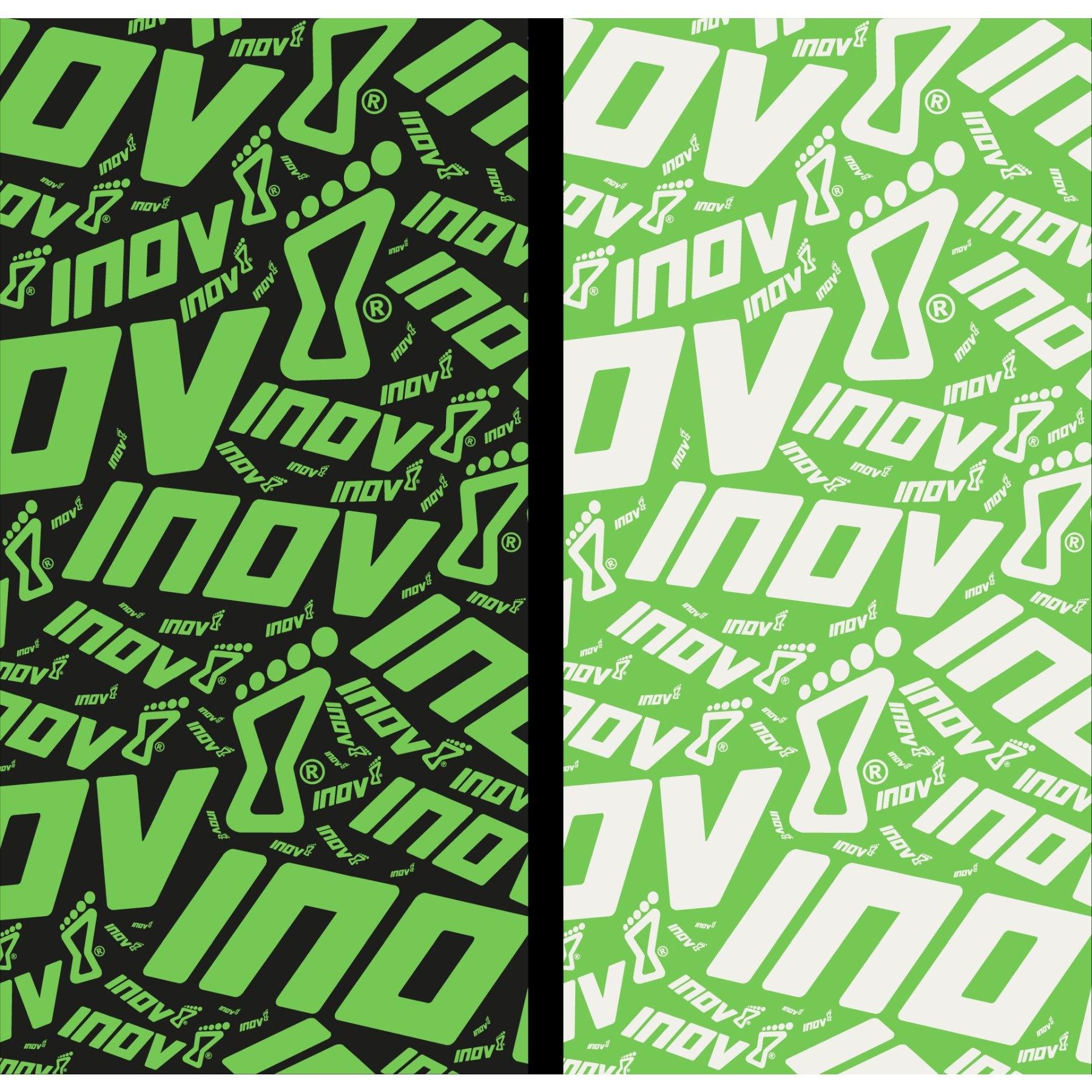 Inov-8 Wrag Multifunctional Cloth (Pair) - black/green green/white