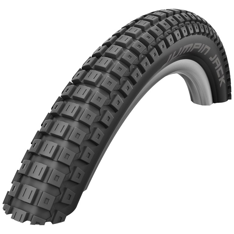 Picture of Schwalbe Jumpin Jack Performance BMX Wire Bead Tire - Addix - TwinkSkin - 20x2.25 Inches