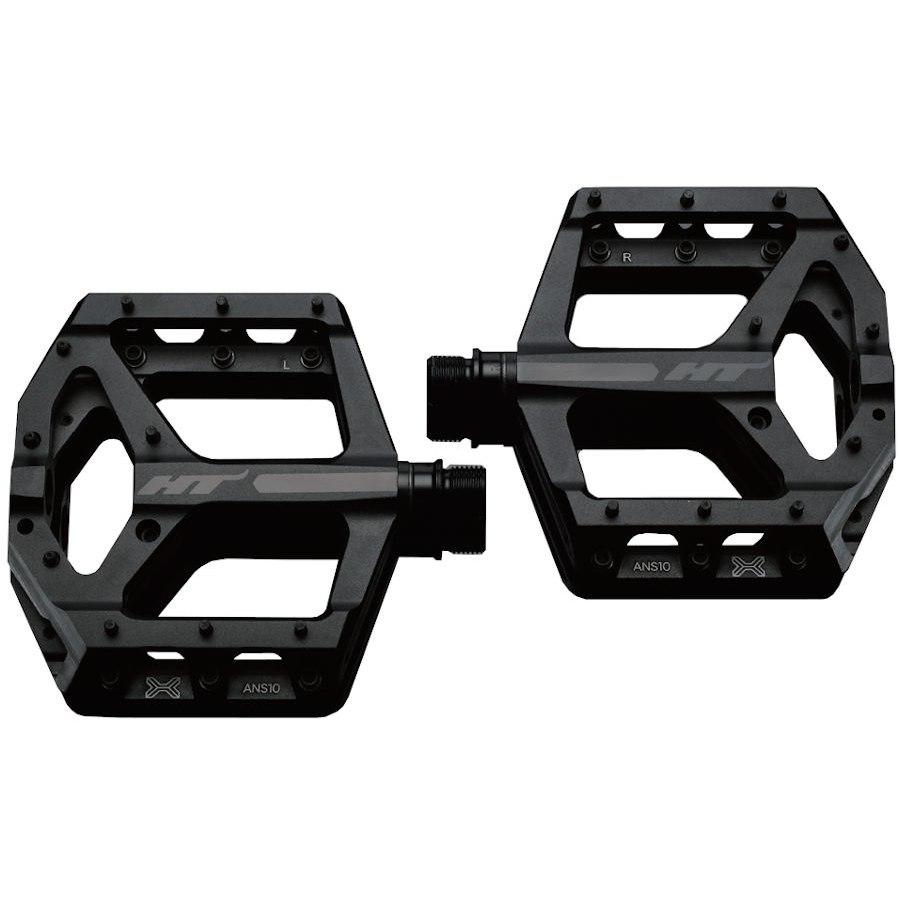 Produktbild von HT ANS10 Supreme Flat Pedal - stealth